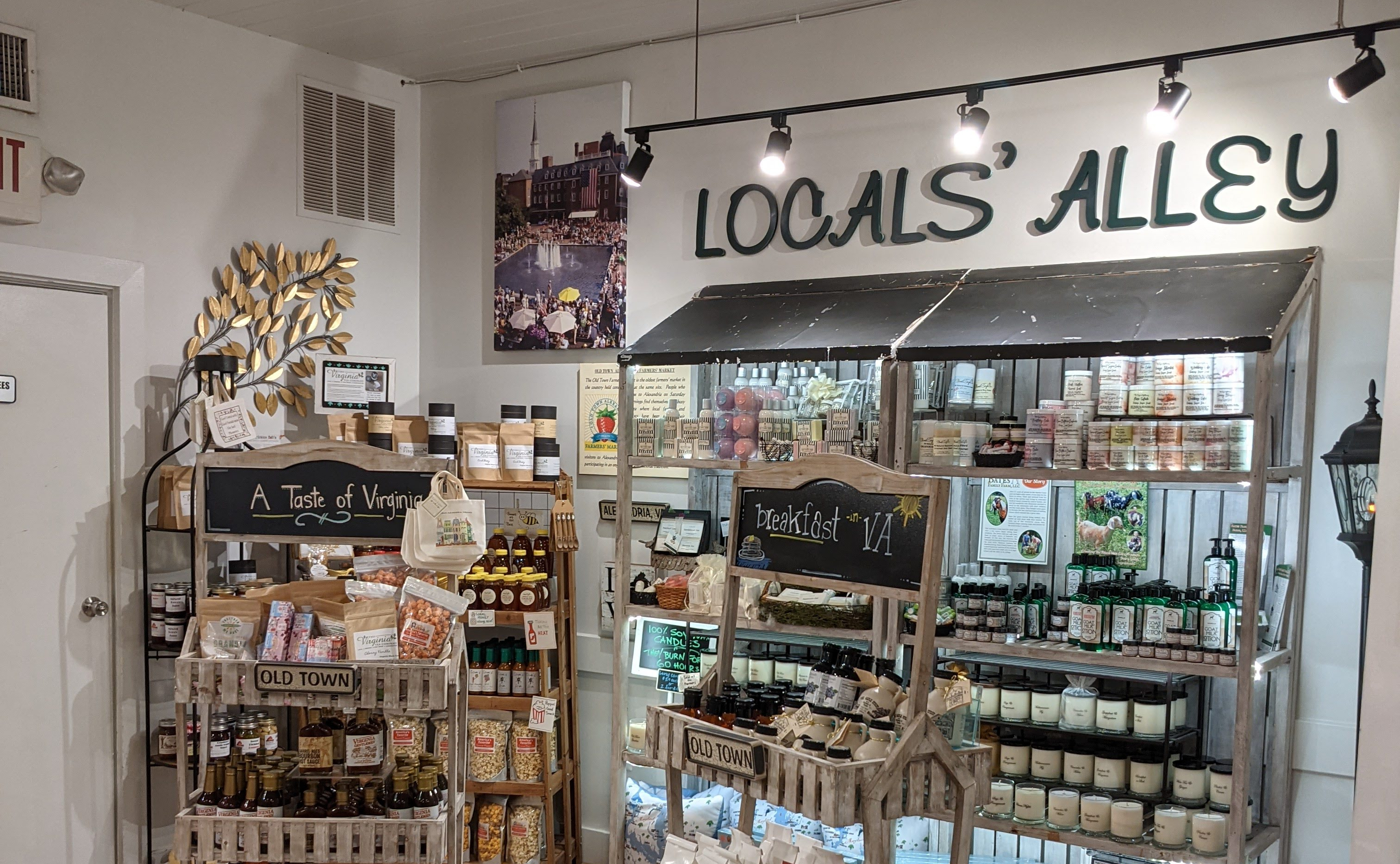Locals' Alley - Find local products for your or a friend!
